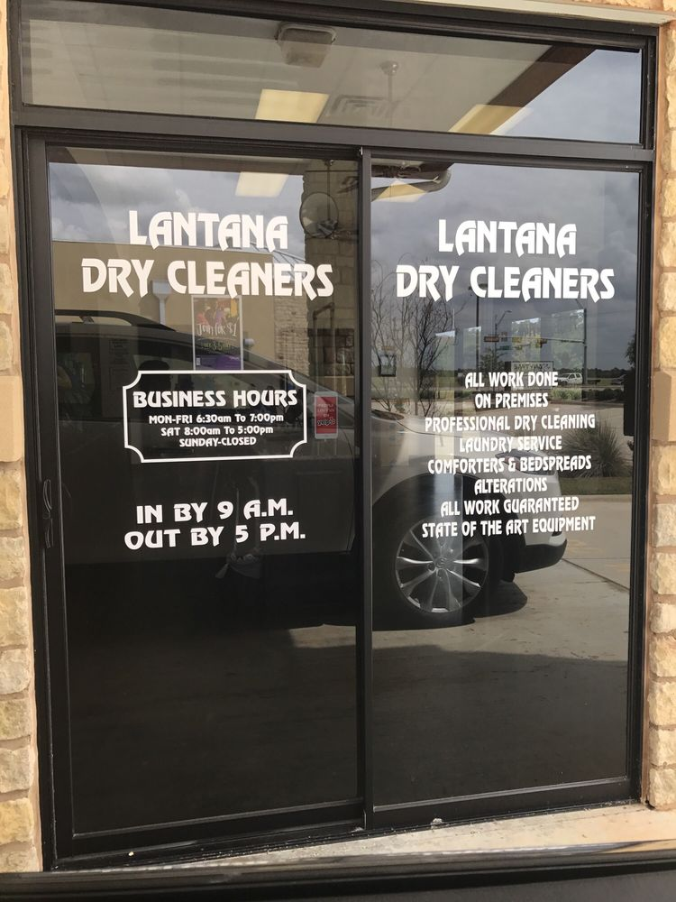 Lantana Dry Cleaners: 7140 Fm 407, Lantana, TX