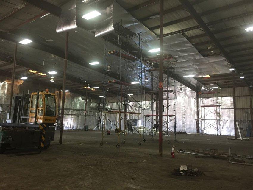 Insulation JB: Conroe, TX