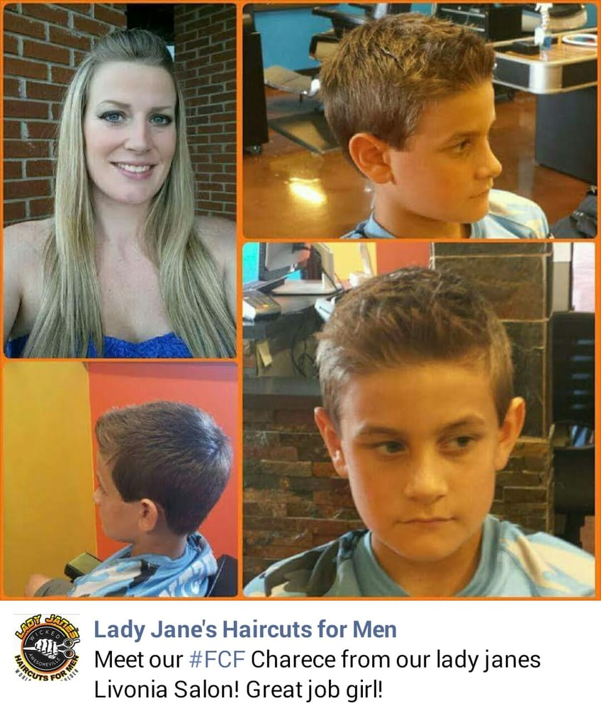 Lady Janes Haircuts For Men 25 Photos 15 Reviews Barbers