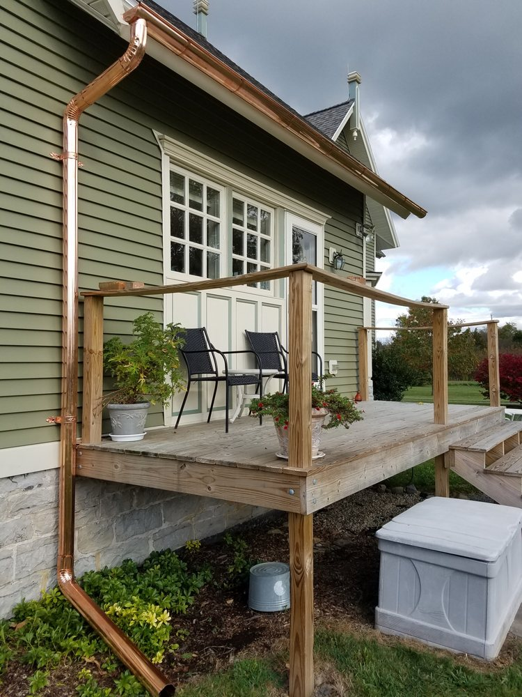 Lake Country Gutters: Stanley, NY