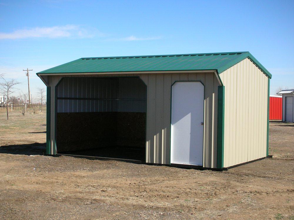 Tote-A-Shed: 12450 County Rd 134, Kiowa, CO