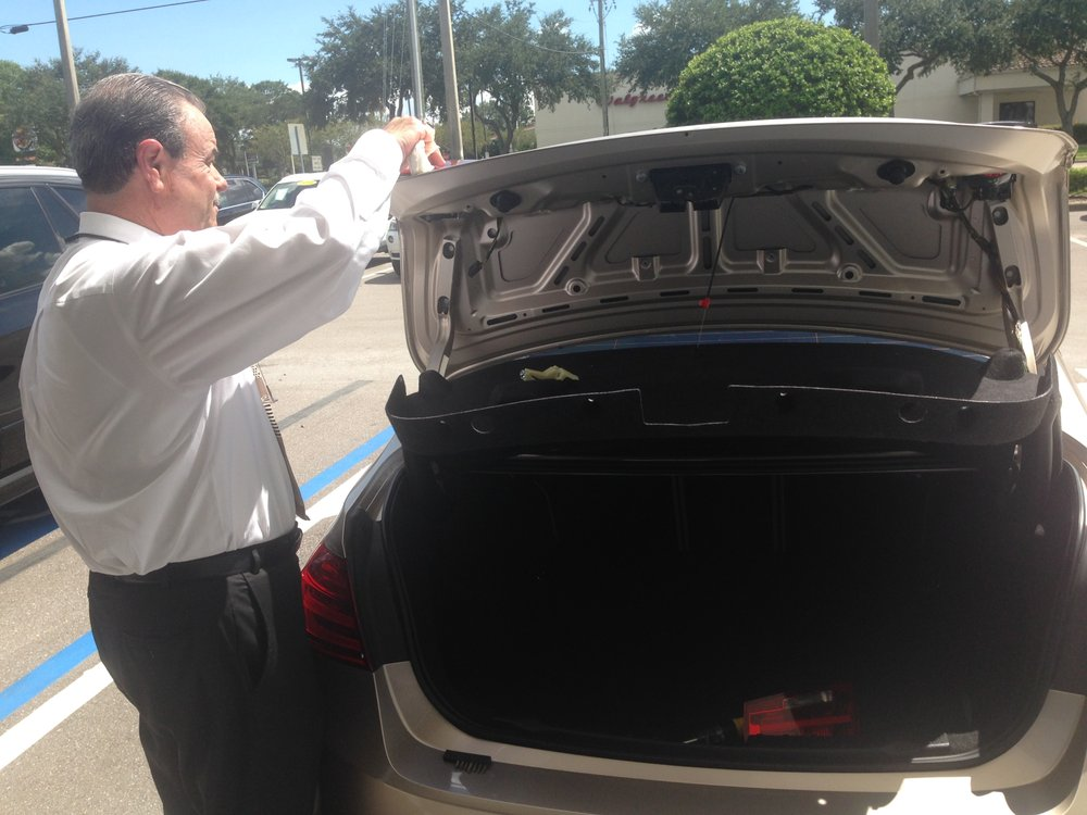 Bert Smith BMW- Selling us a broken car. Repairing the car in the St ...