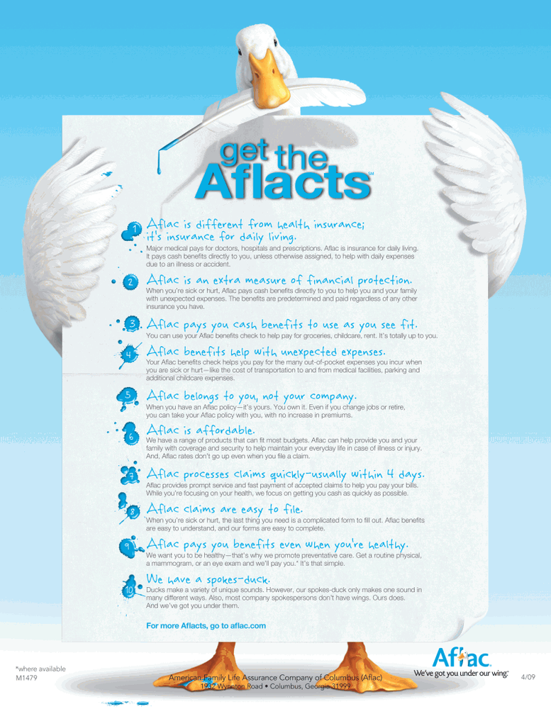 Good To Go Insurance Phone Number >> Dale Thomas - Aflac - Insurance - 14 Wall St, Financial District, New York, NY - Phone Number - Yelp