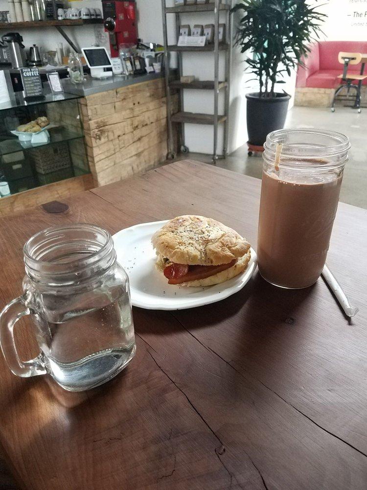Hidden Fortress Coffee
