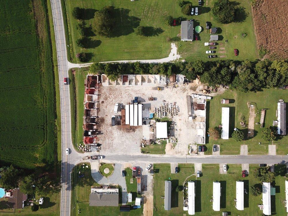 Alexpinestraw & Mulch: 1323 Ellison Ct, Greenville, NC
