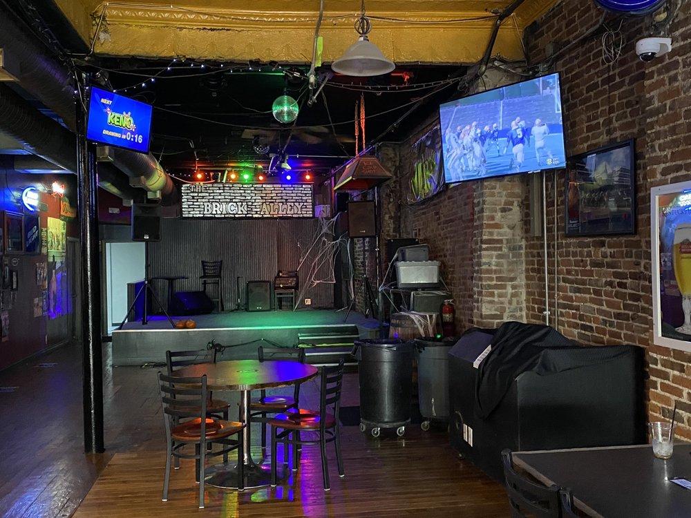 Social Spots from Brick Alley