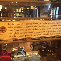 Cracker Barrel Old Country Store 11 Photos 13 Reviews