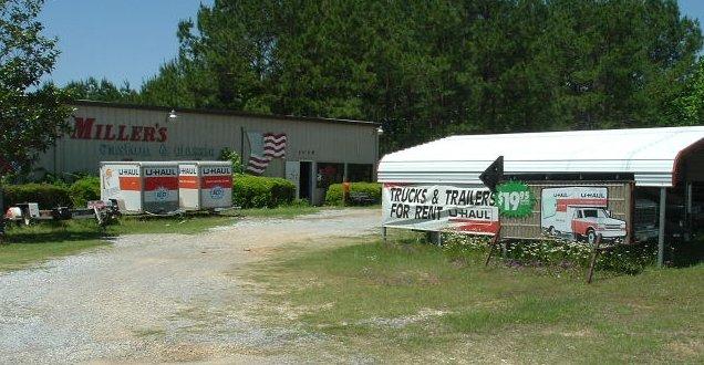 U-Haul Neighborhood Dealer: 1039 Hwy 231 N, Ozark, AL