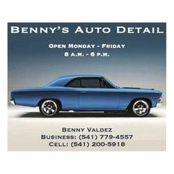 benny s auto detail bilvask 2900 biddle rd medford or usa telefonnummer yelp. Black Bedroom Furniture Sets. Home Design Ideas