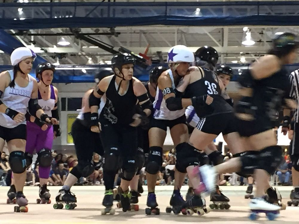 The Chicago Outfit Roller Derby: Chicago, IL