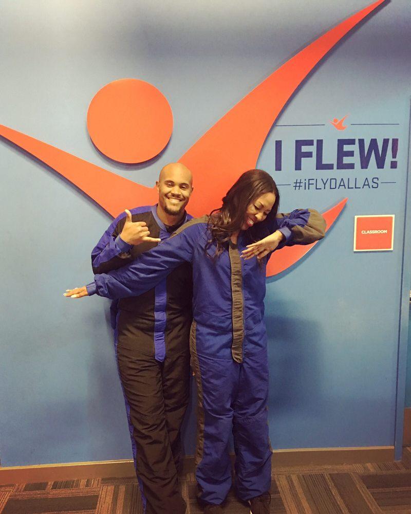 iFLY Indoor Skydiving - Dallas: 8380 S H 121, Frisco, TX