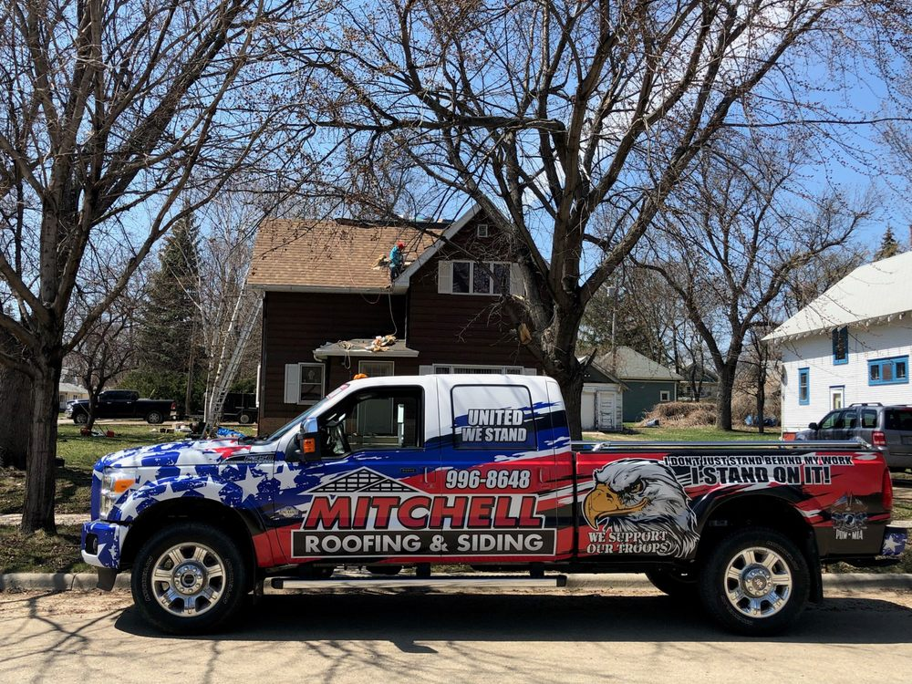Mitchell Roofing & Siding: 1000 S Main St, Mitchell, SD