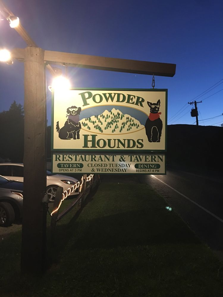 Powder Hounds: 137 Brodie Mountain Rd, Hancock, MA