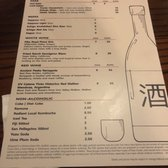 Photo of Lan Ramen-Ya - Coral Gables, FL, United States. More drinks, not all are alcoholic.