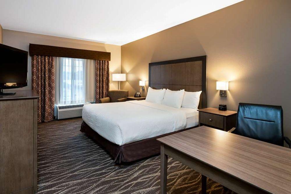 Best Western Plus Kalispell/Glacier Park West Hotel & Suites: 255 Montclair Dr, Kalispell, MT