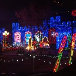 Lovely Photo Of Christmas Tree Lane   Fresno, CA, United States.