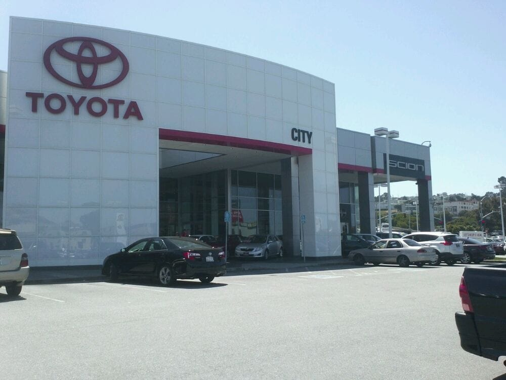 City Toyota Dealership New Used Cars Daly City Ca Autos Post