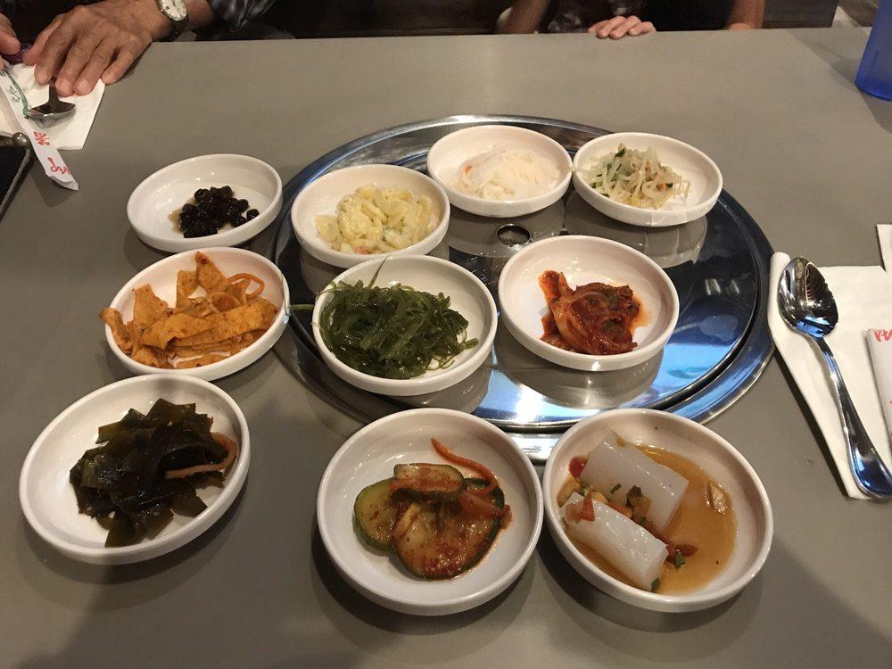 Korean Food Dublin Ca