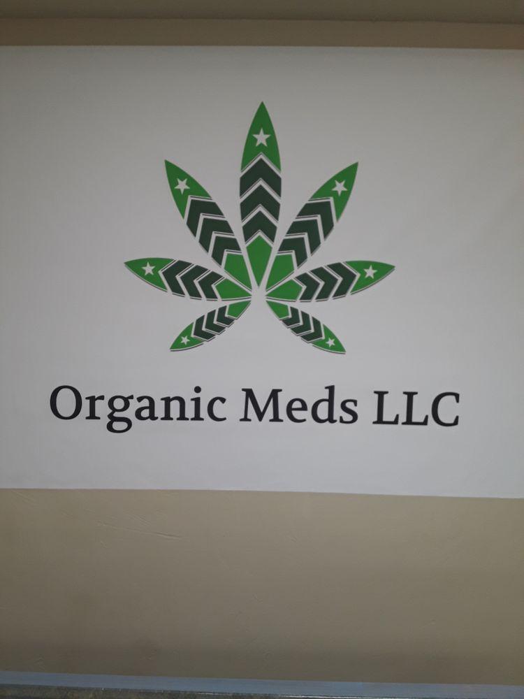 Organic Meds: 1300 Evergreen St, Durant, OK