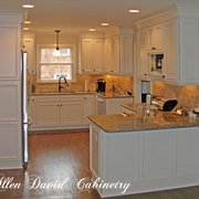 Kitchen Design And Photo Of Allen David Cabinetry Cornelius Nc United States