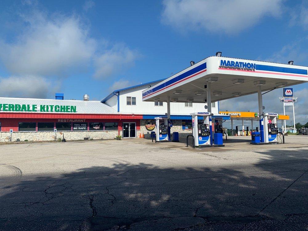 Cloverdale Travel Plaza: 1032 N Main St, Cloverdale, IN