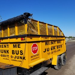 Junk Bus 21 Photos Dumpster Rental 2213 Gause Blvd E