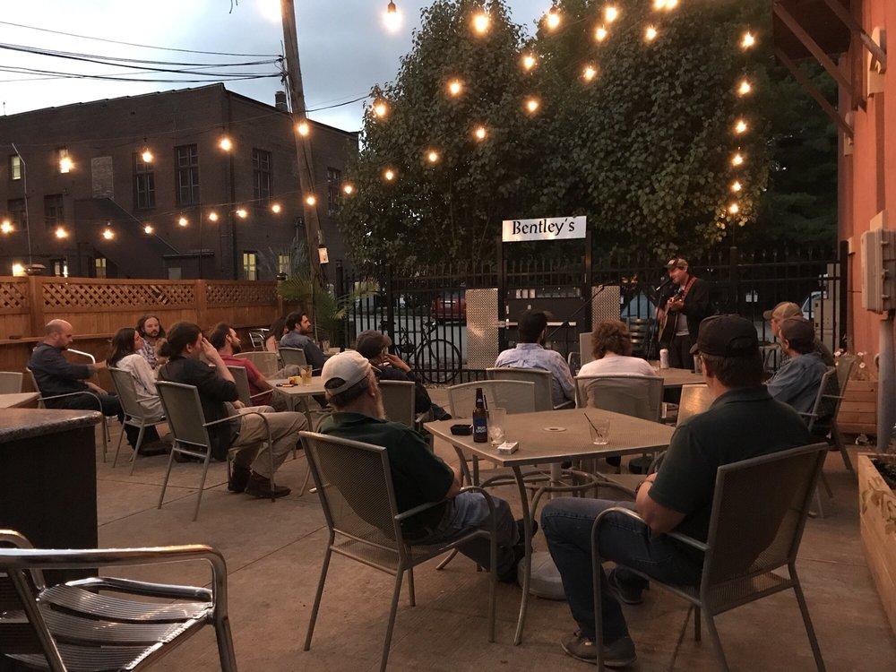Bentley's Pub: 419 N Neil St, Champaign, IL