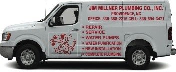 Jim Millner Plumbimg: 6942 Old Nc Highway 86 N, Providence, NC