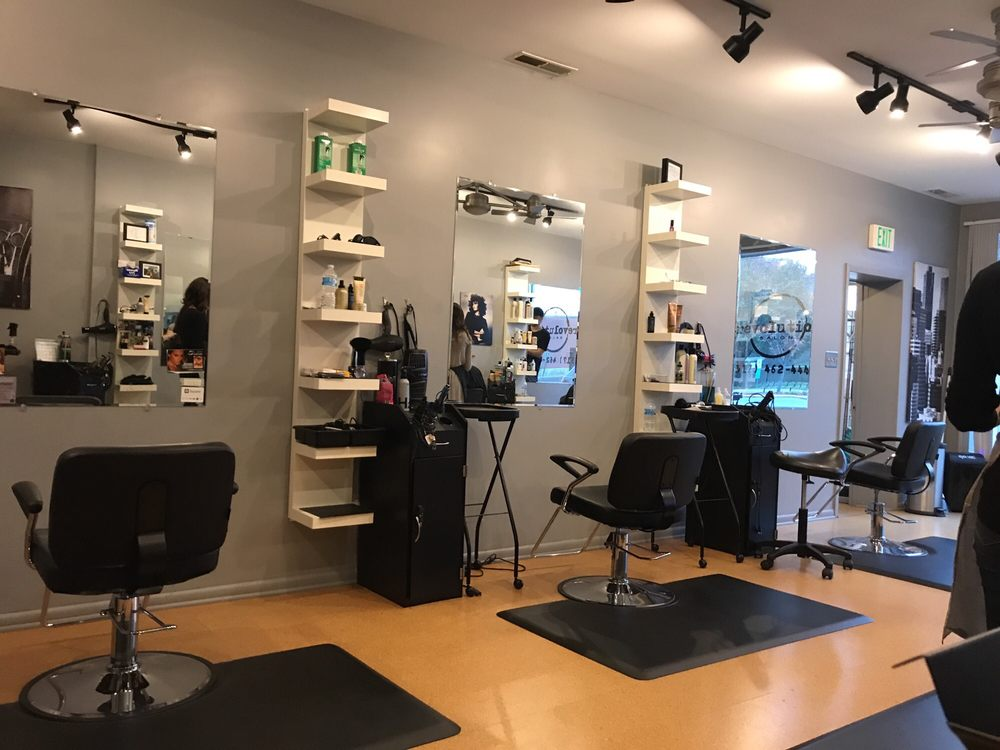 Revolution Salon: 117 W Main St, Greenfield, IN