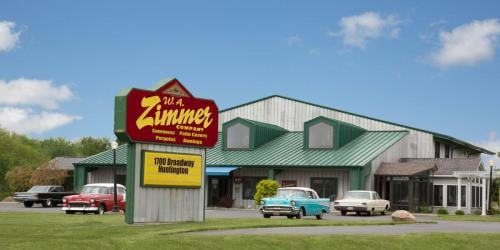 W A Zimmer: 1700 N Broadway St, Huntington, IN