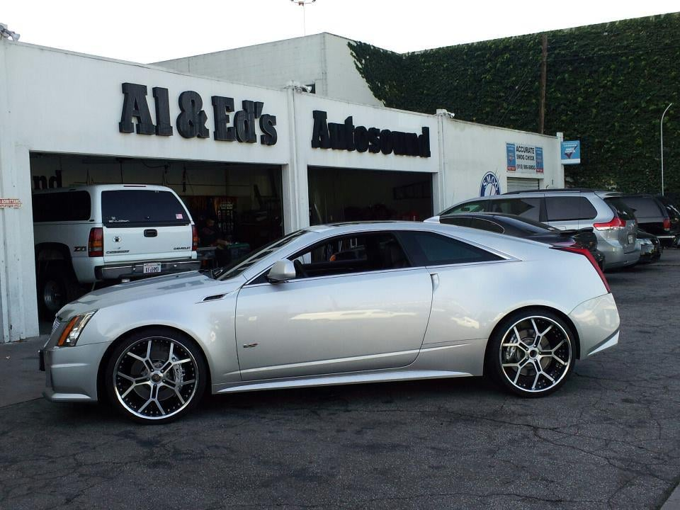 cadillac cts v with forgiato wheels yelp. Black Bedroom Furniture Sets. Home Design Ideas