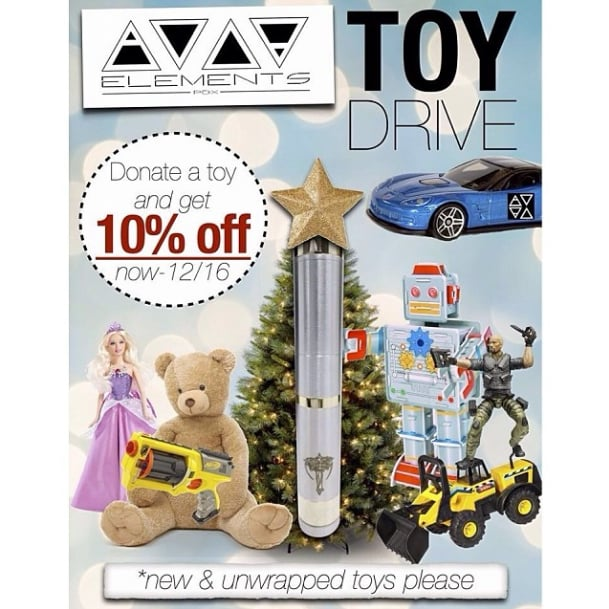 do it for the kids donate a brand new toy and get 10 off yelp
