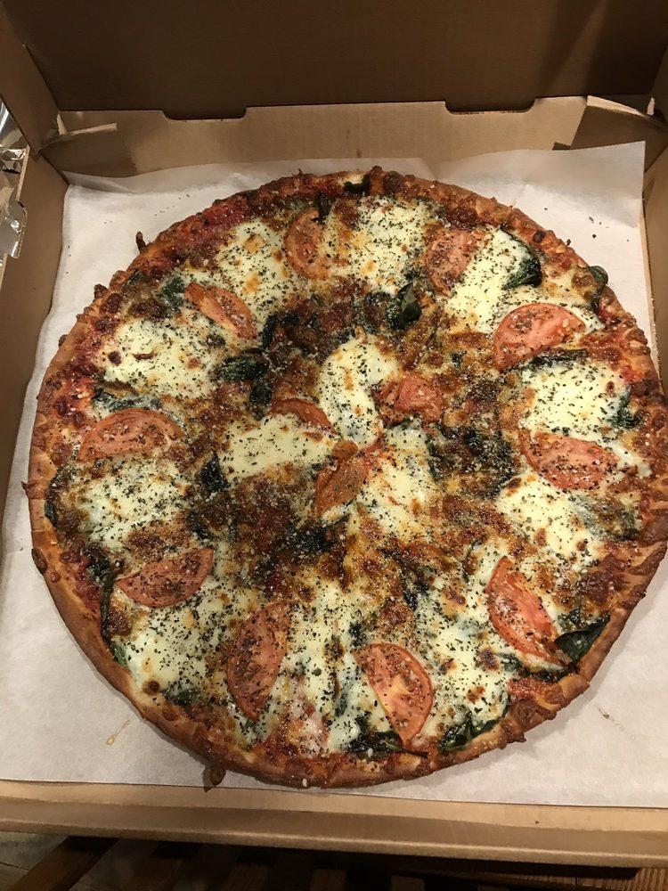 Gionino's Pizzeria: 11679 Hayden St, Hiram, OH