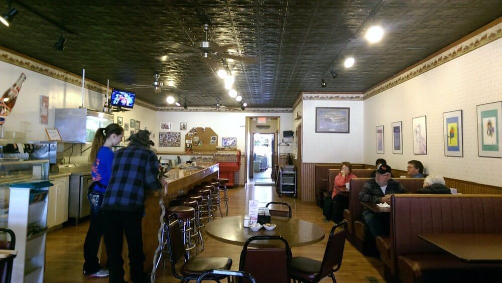 Viking Cafe: 210 S Main St, Blanchardville, WI