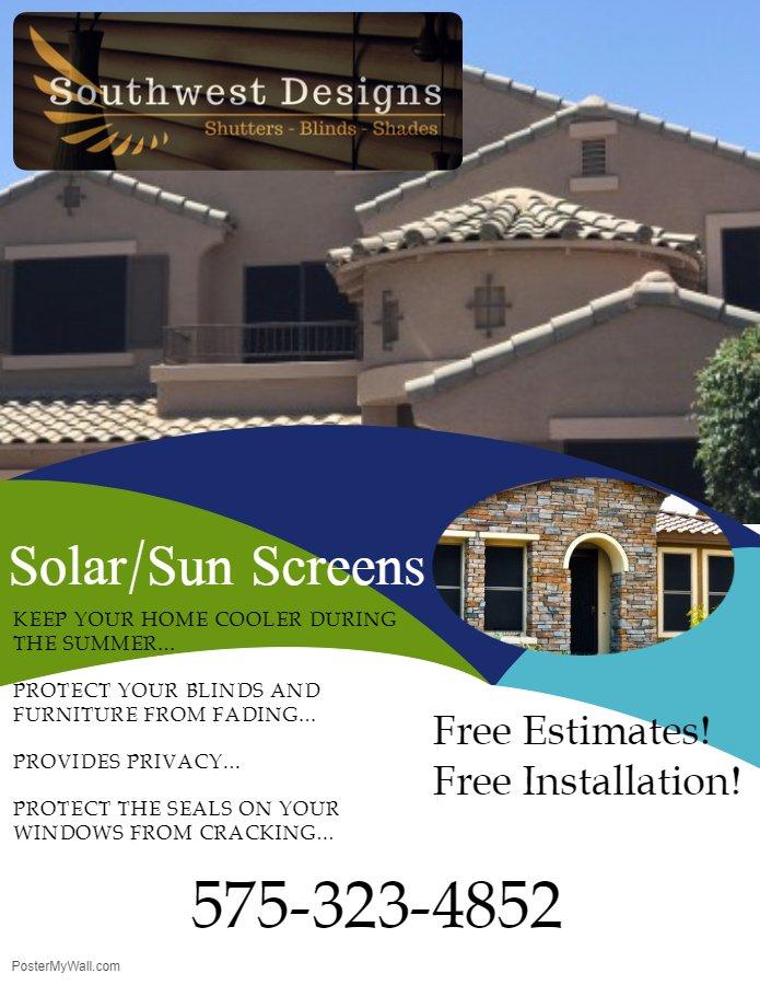 Sothwest Designs: Las Cruces, NM