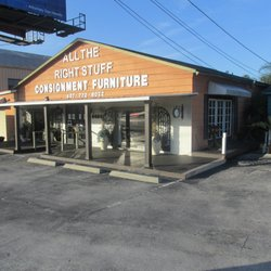 Photo Of All The Right Stuff Consignment Furniture   Orlando, FL, United  States.