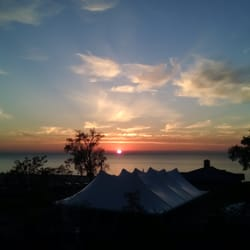 Photo Of Weko Beach Campground Bridgman Mi United States Sunset
