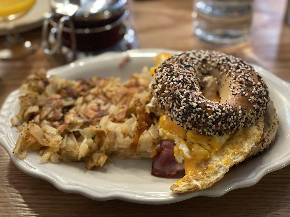Social Spots from Hope Breakfast Bar