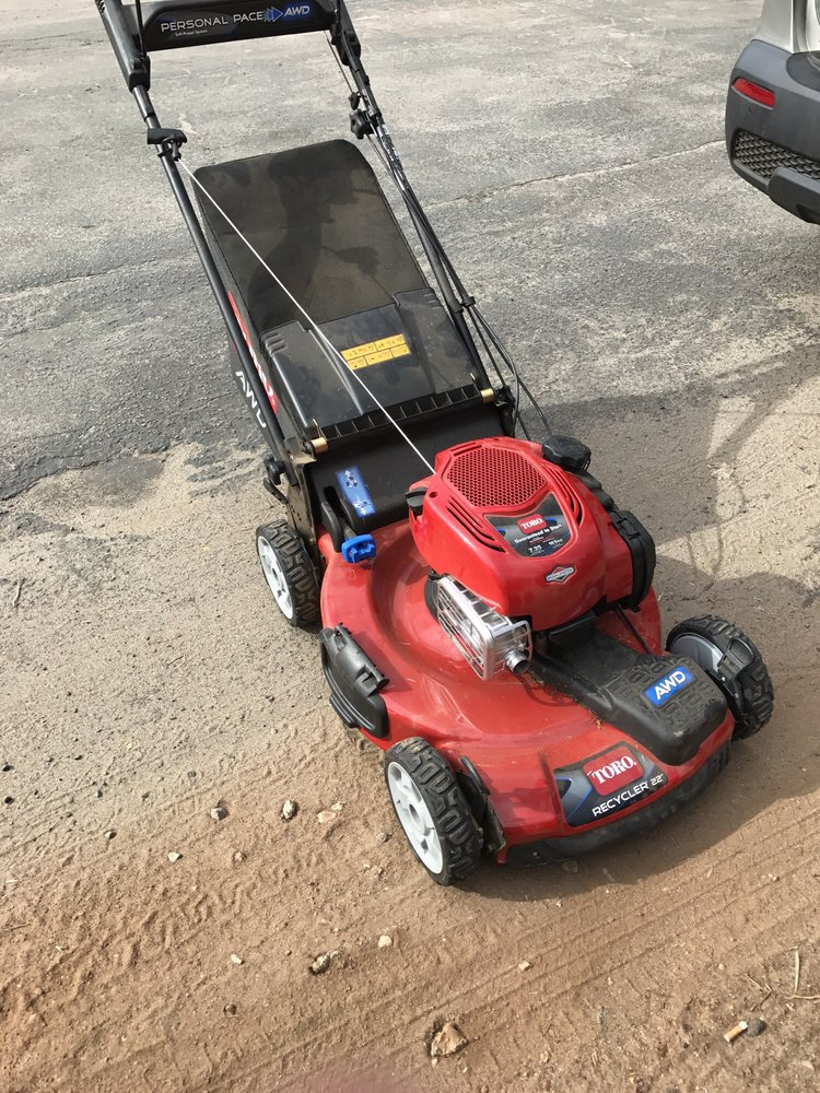 George's Express Lawnmower Service