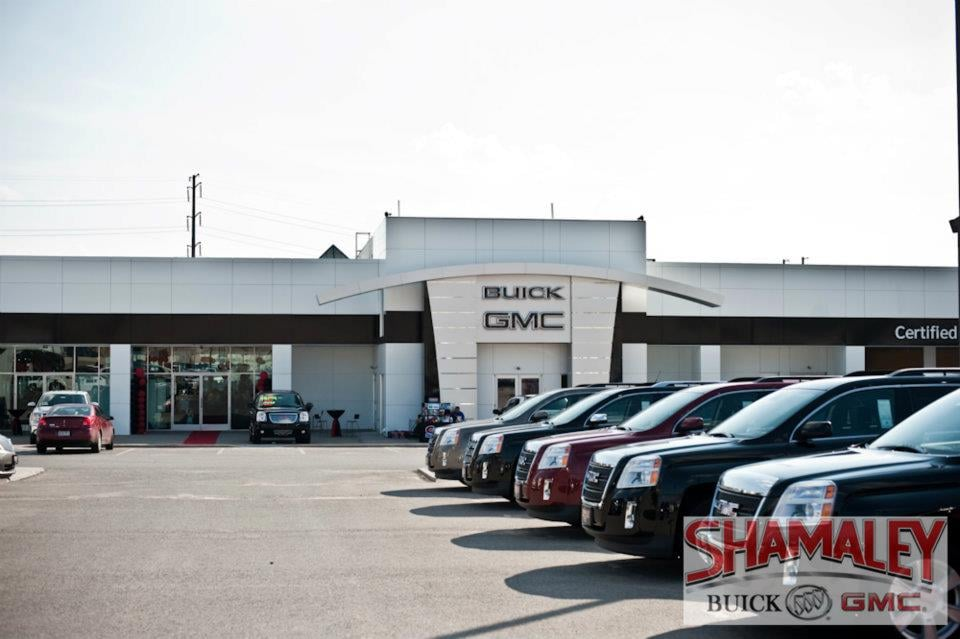 Shamaley Buick - GMC