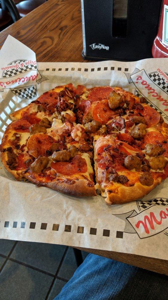 Mancino's Grinders & Pizza: 809 W Clairemont Ave, Eau Claire, WI