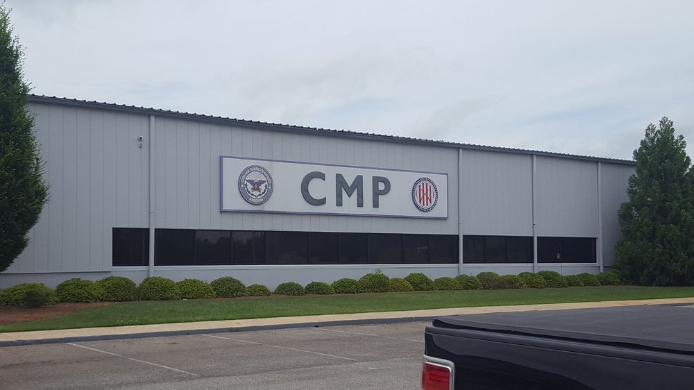 CMP South Store: 1470 Sentinel Dr, Anniston, AL