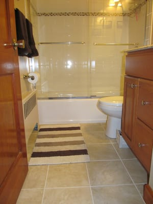 photo for paolillos bathroom remodeling company