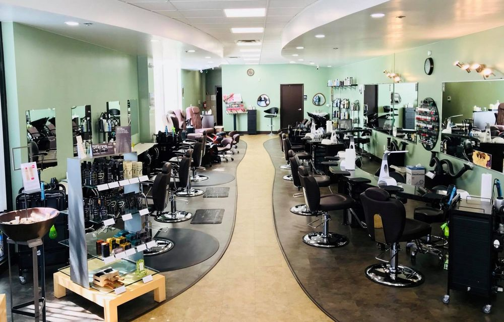 Jel Blowout & Nail Bar - Aveda: 248 E University Pkwy, Orem, UT