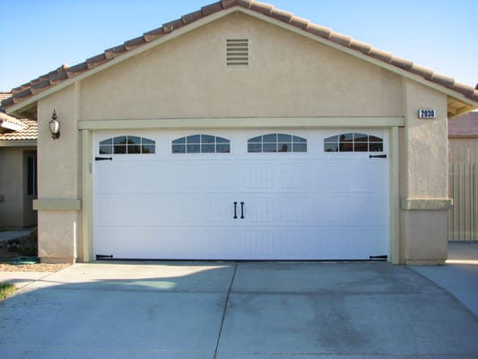 Photo For Tropical Overhead Garage Doors