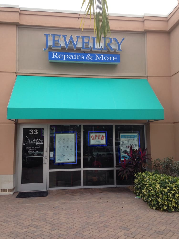 Jewelry Repairs & More: 11609 S Cleveland Ave, Fort Myers, FL