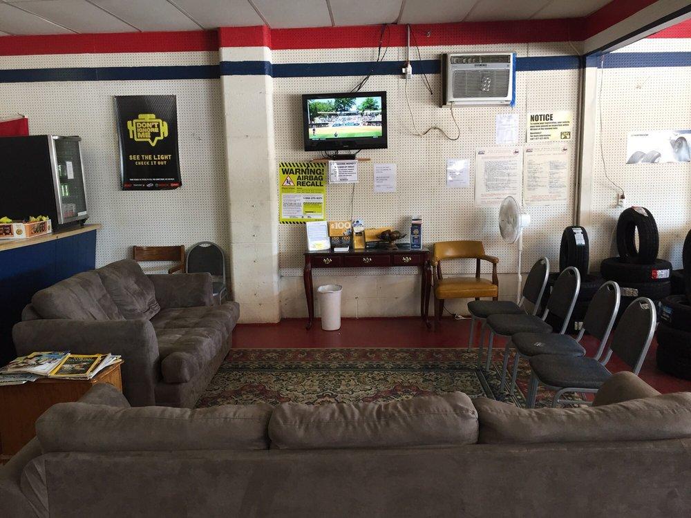 Doug's Tire Shop: 1411 S Main St, Laurinburg, NC