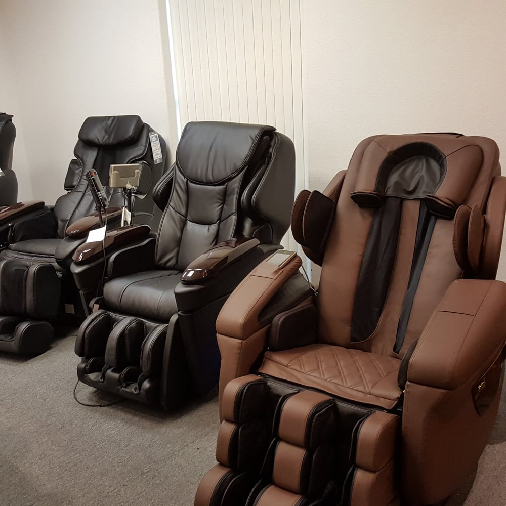 Massage Chair Showroom Yelp