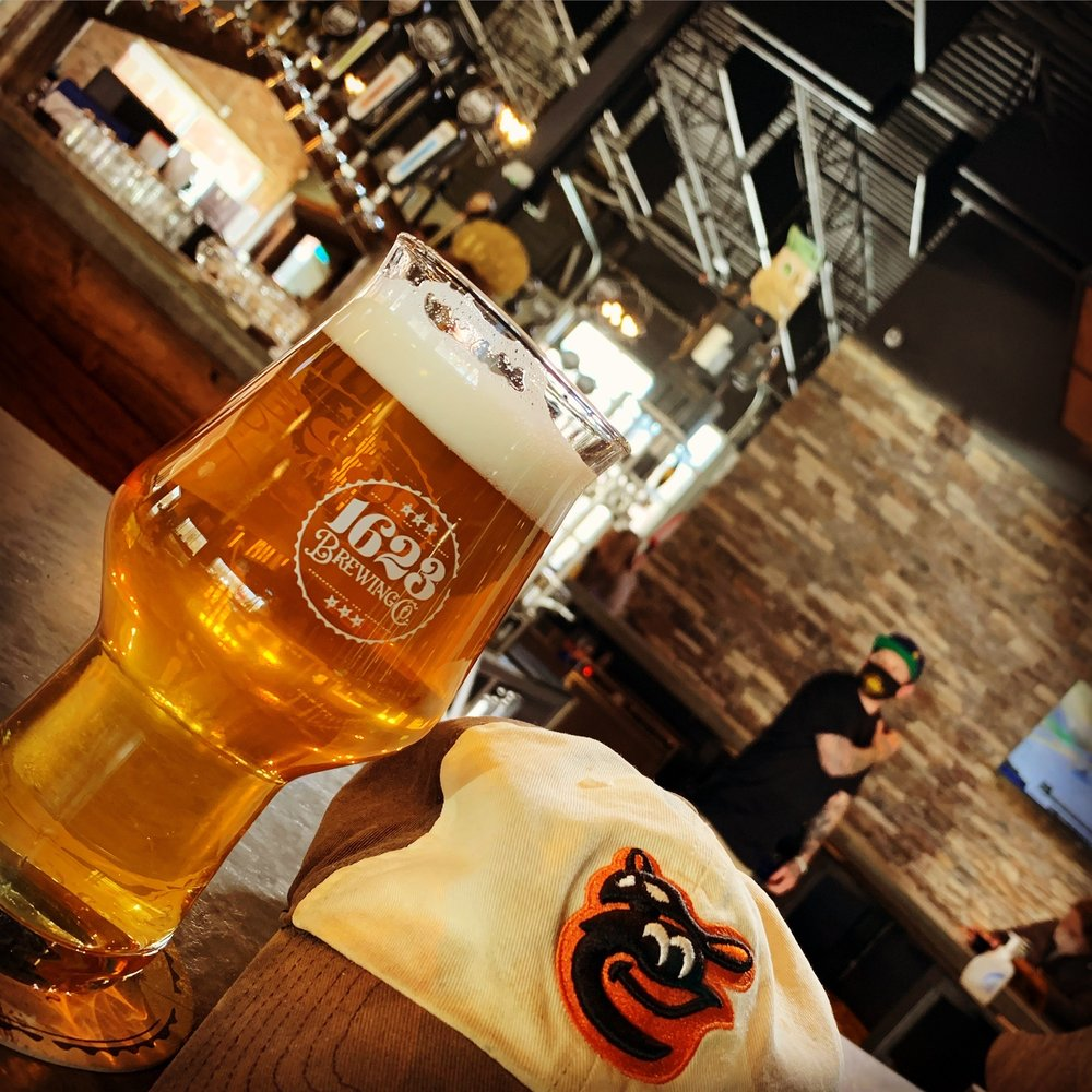 1623 Brewing: 5975 Exchange Dr, Eldersburg, MD