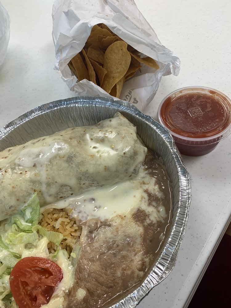 Rosita's Mexican grill: 42 N Congress St, York, SC